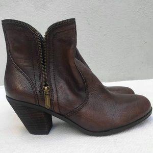 Sam Edelman Shoes - SAM EDELMAN 9 brown booties